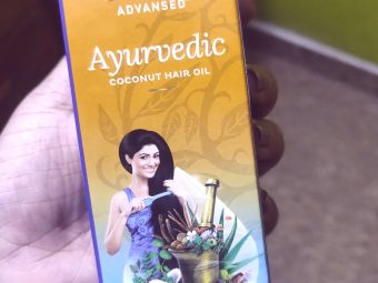 Parachute Advansed Ayurvedic Coconut Hair Oil -Soothening-By miss_jellybean