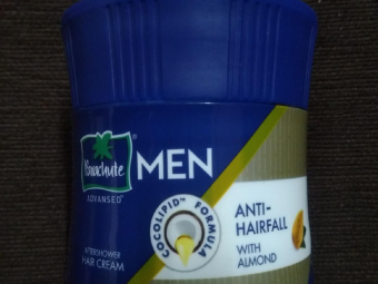 Parachute Advansed Men Anti Hairfall Hair Cream, With Almond Oil pic 1-Loved the product-By ambrish_singh