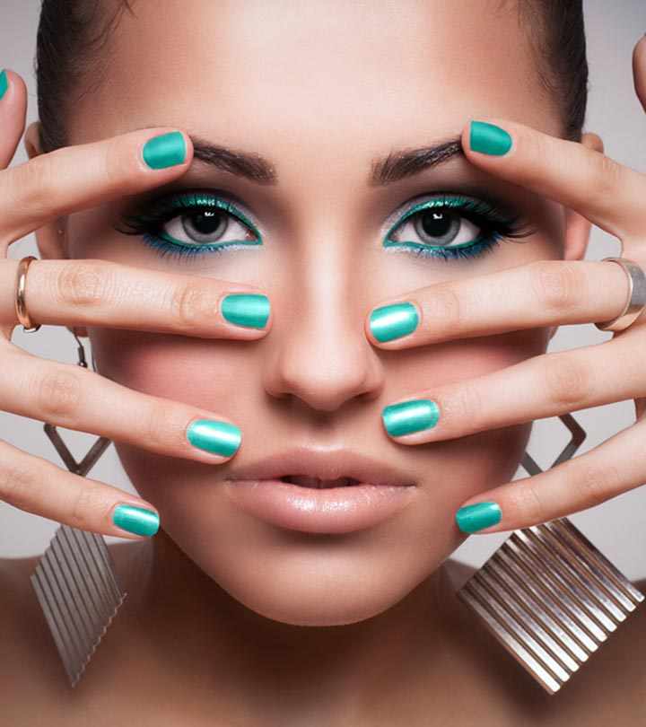 10 Best Teal Nail Polishes To Complement Your Summer Look