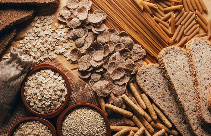 Eat Whole Grains Daily