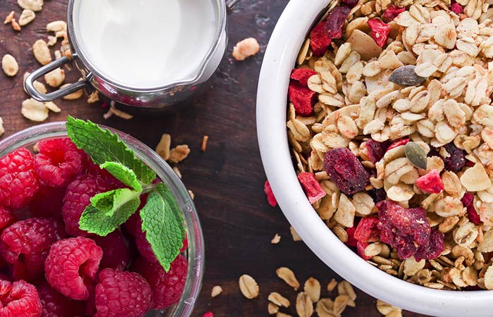 Prepare Healthy Snacks