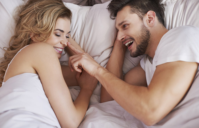 Funny Good Morning Messages For Husband