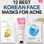 12 Best Korean Face Masks For Acne