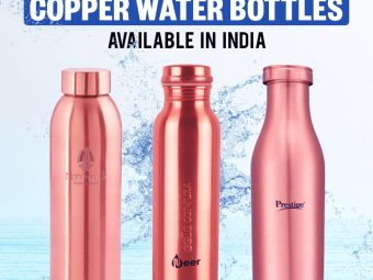 13 Best Copper Water Bottles Available In India