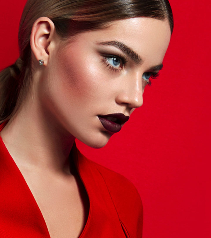 13 Best Dark-Colored Lipsticks Of 2021 For That Irresistible Pout!