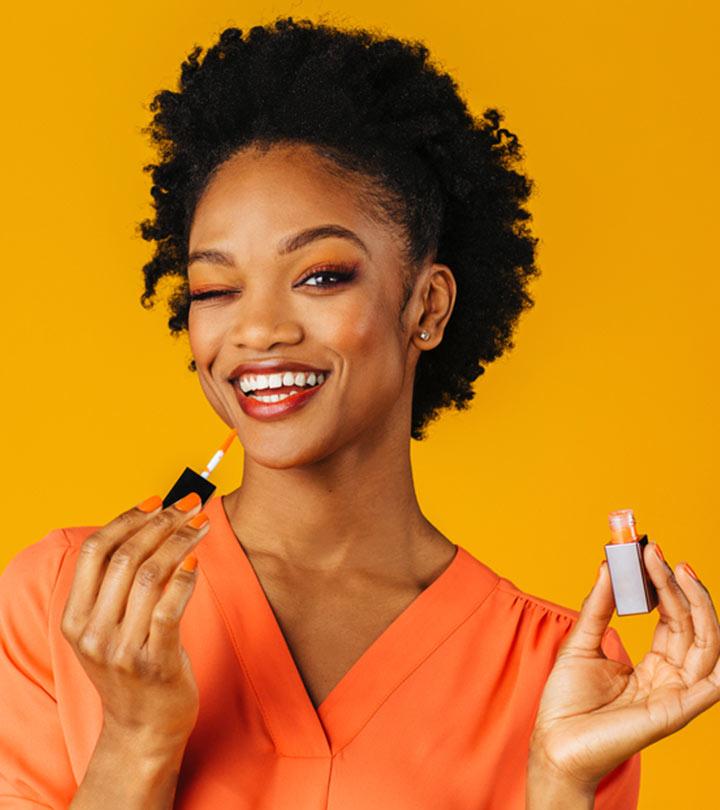 15 Best Orange Lipsticks Of 2021 For Every Skin Tone