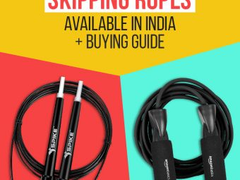 15 Best Skipping Ropes Available In India + Buying Guide (1)
