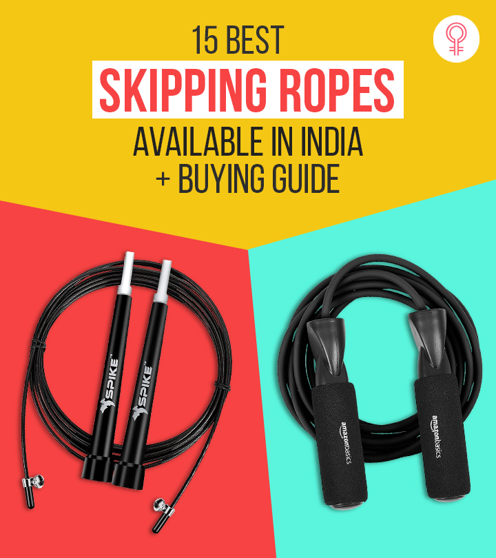 15 Best Skipping Ropes In India – 2021