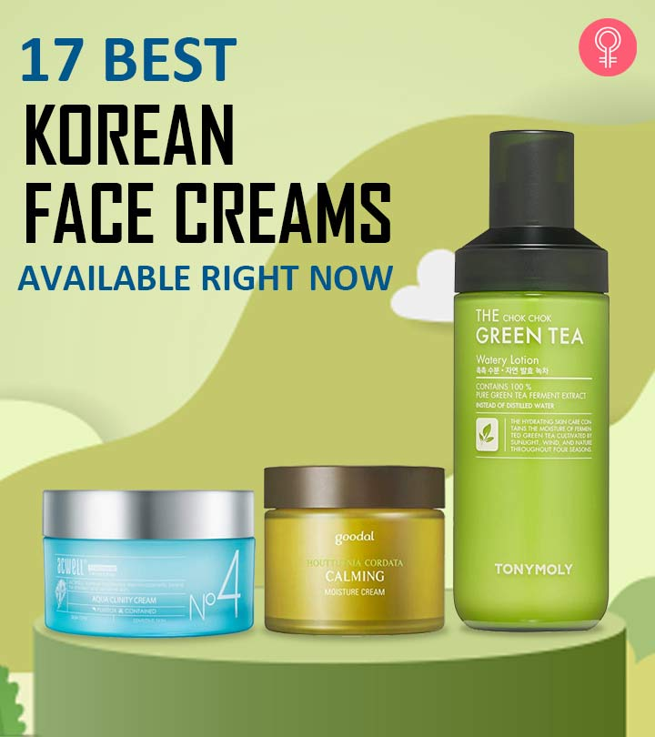 17 Best Korean Face Creams Available Right Now
