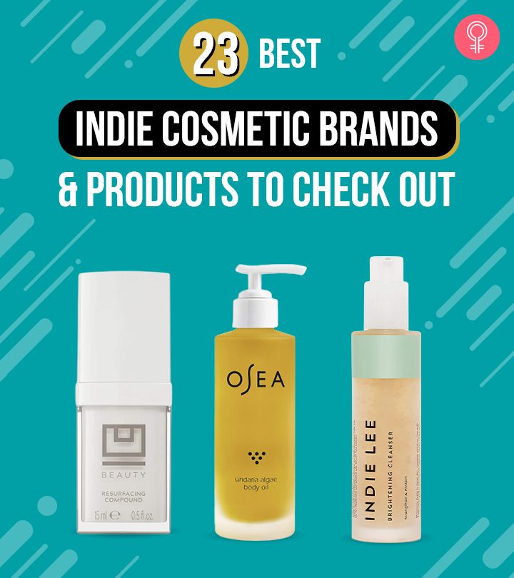 23 Best Indie Cosmetic Brands And Products To Check Out