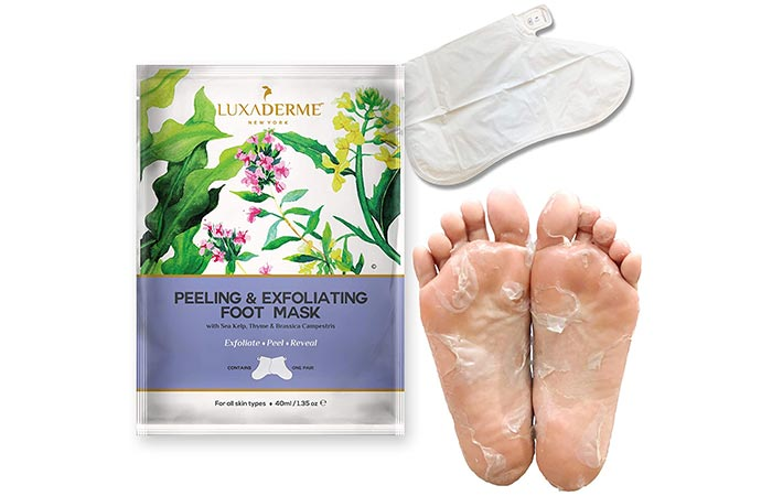 5 Best Foot Peel Masks Available In India
