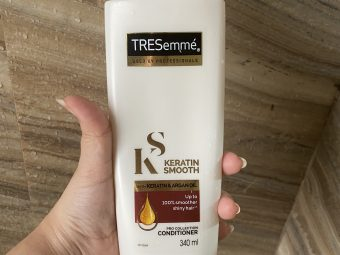 TRESemmé Keratin Smooth Infusing Conditioner -Too good for words!-By divya_khera