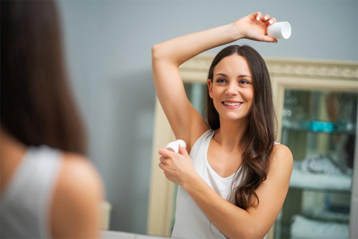 Deodorants With Artificial Fragrances