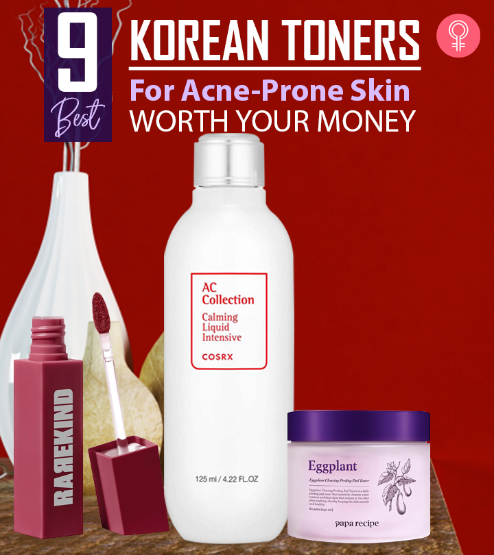 9 Best Korean Toners For Acne-Prone Skin Worth Your Money