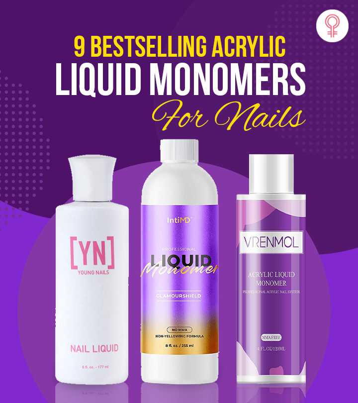 9 Bestselling Acrylic Liquid Monomers For Nails