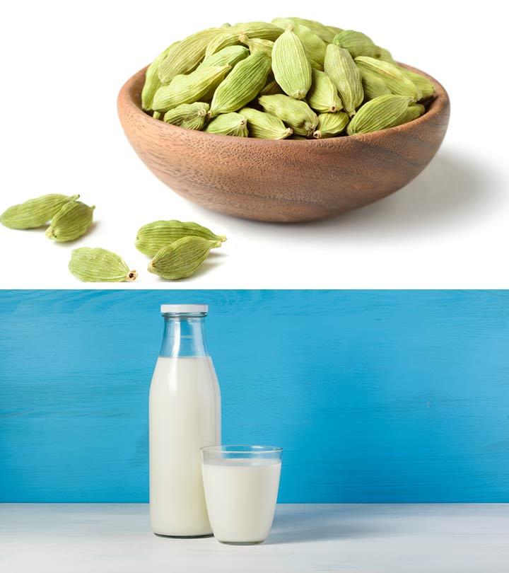 Amazing Benefits of Milk and Cardamom in Hindi