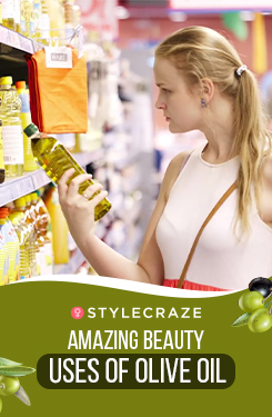 Amazing Beauty Uses Of Olive Oil