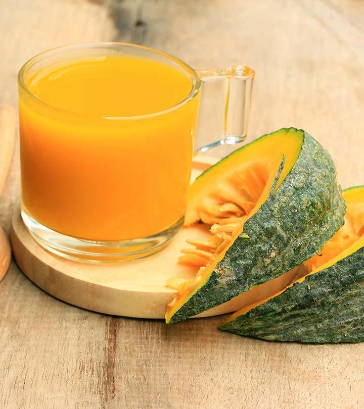 कद्दू का जूस पीने के फायदे और नुकसान – Benefits of Pumpkin Juice in Hindi