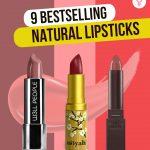 Bestselling Natural Lipsticks