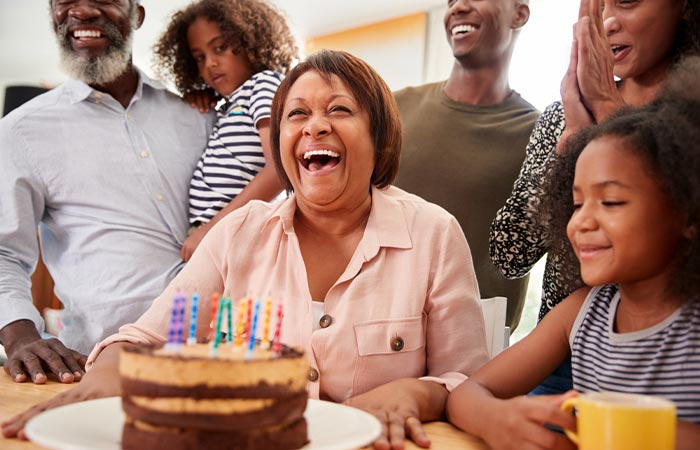 Birthday Messages For A Non-Traditional Mother-In-Law