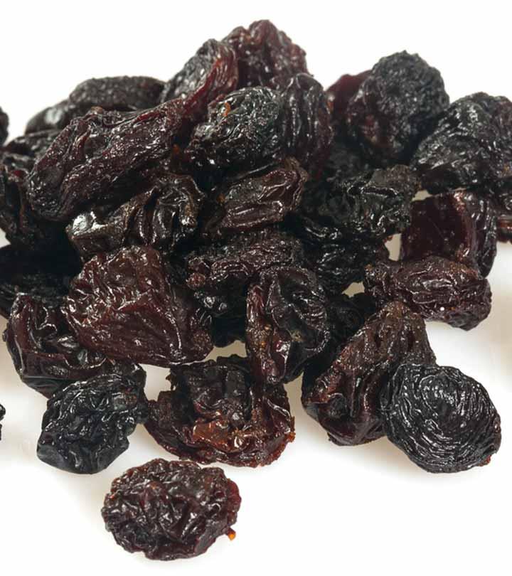 কালো কিশমিশের উপকারীতা এবং পার্শ্ব প্রতিক্রিয়া | Black Raisins Benefits and Side Effects