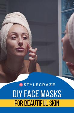 DIY Face Masks For Beautiful Skin