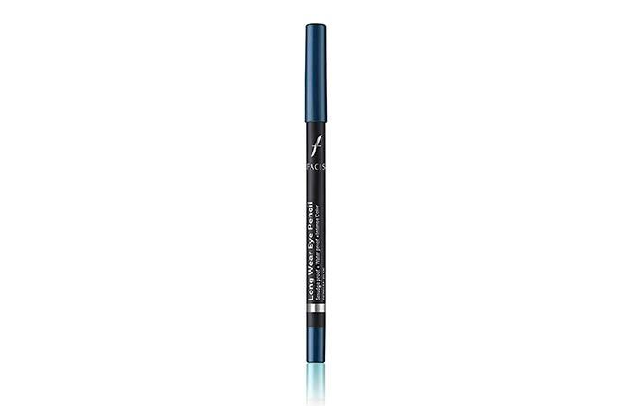 FACES CANADA Longwear Eye Pencil – Electric Blue