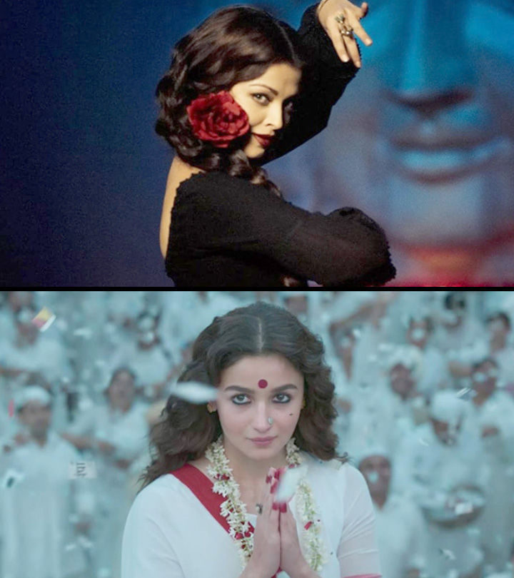 From Chandramukhi To Gangubai: 7 Distinct Makeup Looks Worn By Bhansali's Heroines