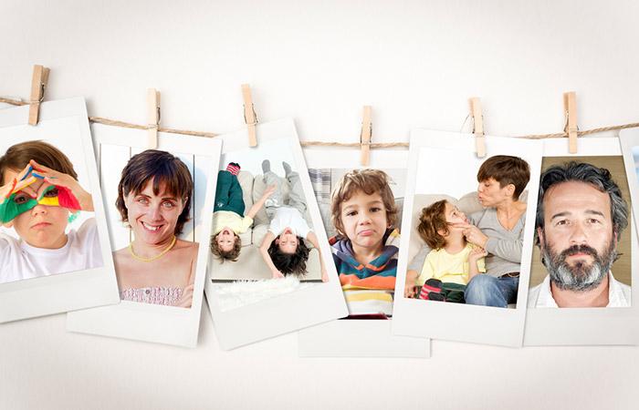 Hang Your Polaroids On A Photo String