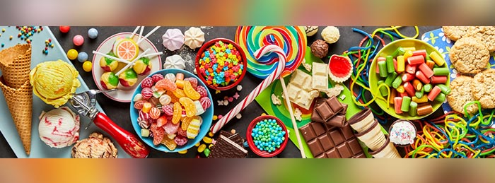 Have A Candy Buffet