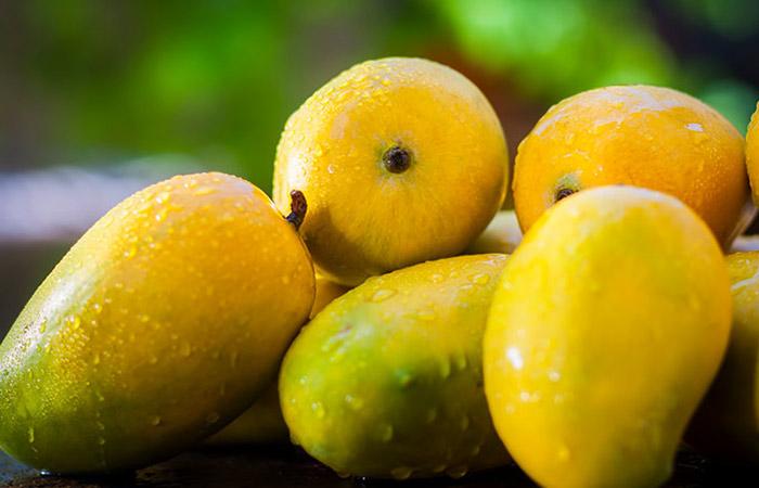 Kesar Mangoes Gujarats