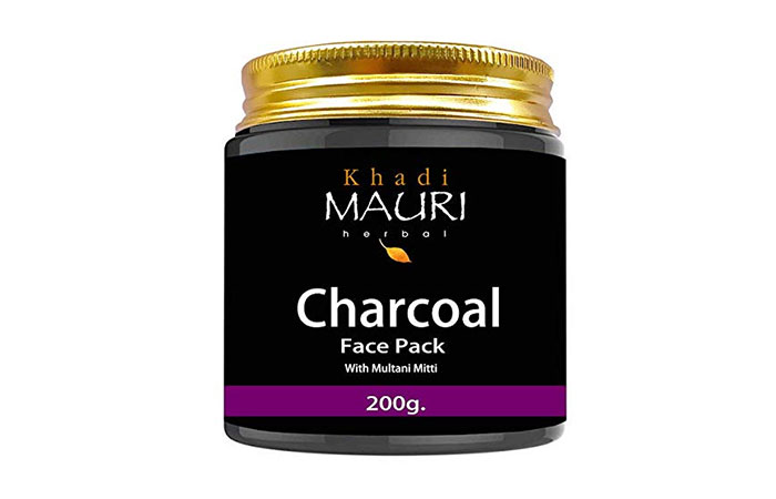 Khadi Mauri Herbal Charcoal Face Pack