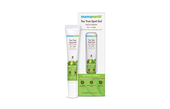 Mamaearth Tea Tree Spot Gel