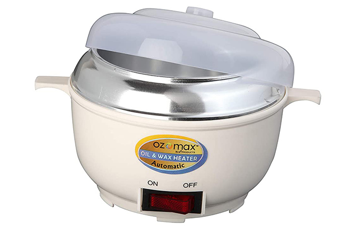 Ozomax Automatic Oil & Wax Heater