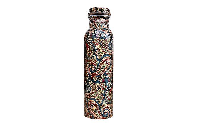 R Ayurveda Copper Water Bottle