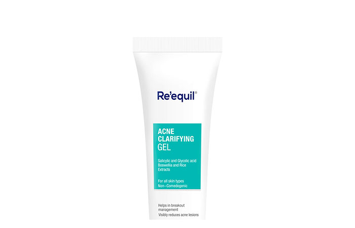 RE' EQUIL Acne Clarifying Gel