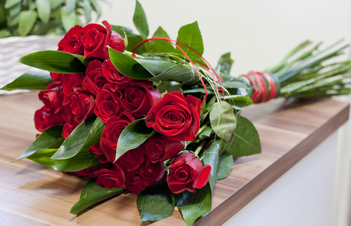 Red Rose Is The Official Flower Of Love