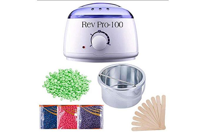Revolution Rev Pro-100 Hot Wax Heater