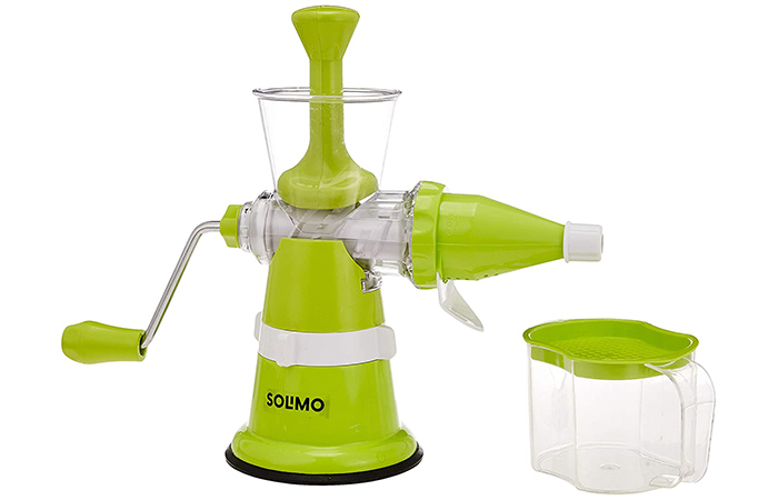 SOLIMO Fruit Juicer