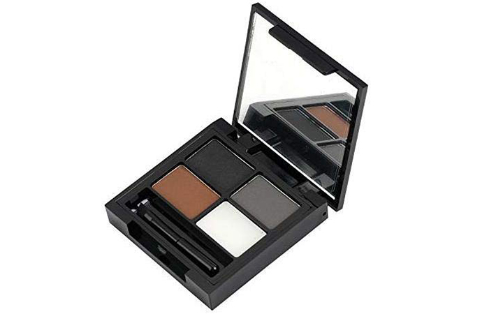 Swiss Beauty Eyebrow Palette – Shade-01