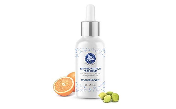 The Moms Co. Natural Vita Rich Face Serum