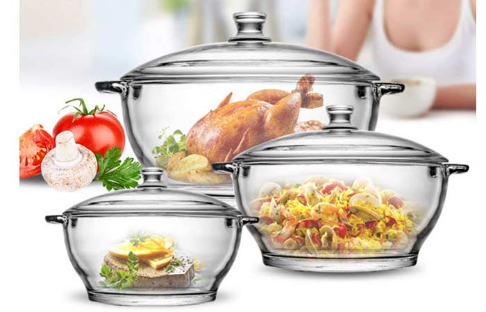 13 Best Casserole Sets Available In India
