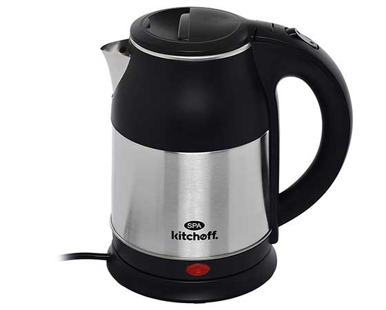 11 Best 1.8 Liter Electric Kettles Available In India