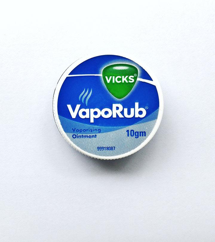 Vicks Vaporub For Acne: Does It Work?