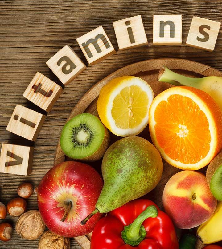 विटामिन के प्रकार, फायदे और इसकी कमी के कारण, लक्षण – Vitamins in Hindi