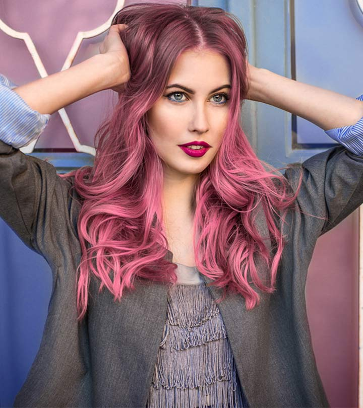 Wanna Dye Your Hair With Kool-Aid? Here' Is How To Do It