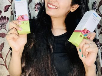 Mamaearth Onion Hair Oil (With Comb) For Hair Regrowth & Hair Fall Control with Redensyl -magical hair oil for dry and frizzy hair-By diksha_khatri