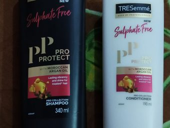 Tresemme Pro Protect Sulphate Free Shampoo -Tresemme Pro Protect Sulphate Free Shampoo-By shalinisingh
