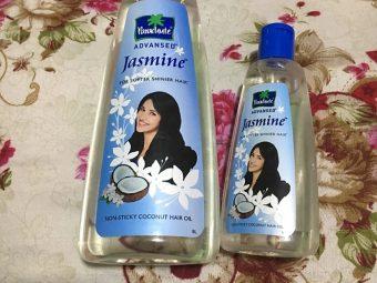 Parachute Advansed Jasmine Hair Oil -Hair oil with jasmine fragrance-By adil_siddiqui