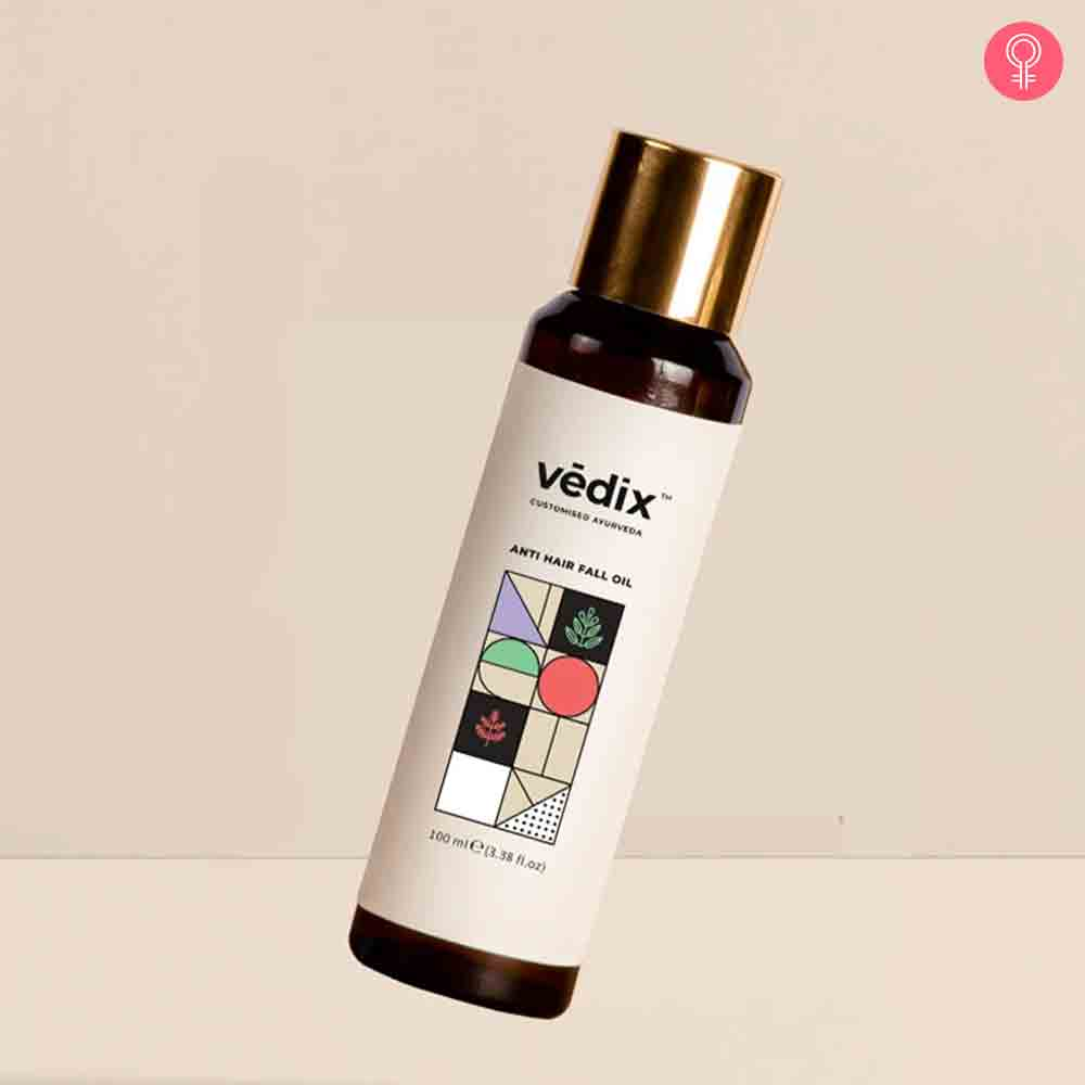 Vedix Customised Ayurvedic Anti-Hairfall Oil